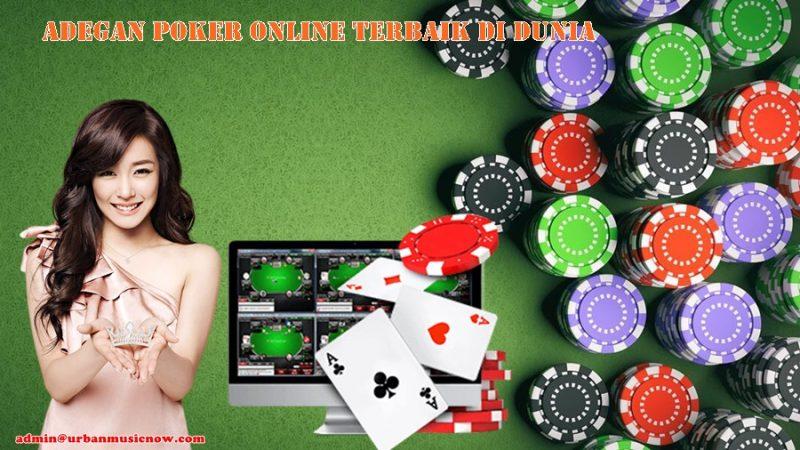 Adegan Poker Online Terbaik Di Dunia
